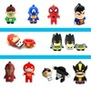 Pen drive usb 8GB ironman batman superman capitan american minion