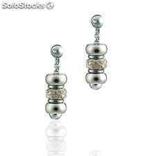 Pendientes mujer time force ts5137ps