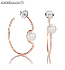 Pendientes Viceroy Fashion ip Rosé