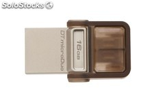 Pendrive 16GB USB3.0 kingston dt micro duo otg PGK02-A0002429