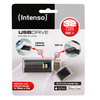 Pendrive 32GB USB3.0 intenso imobile line negro