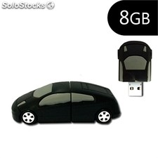 Pendrive Art usb 8GB Silicona Car