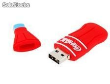 Pendrive botella Coca Cola 4gb