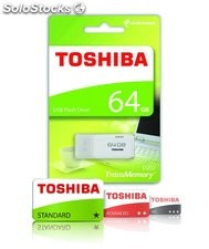Pendrive de 64gb Usb 2.0 Color Blanco Thn-u202w0640e4