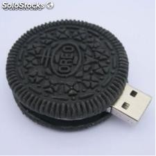 Pendrive Galleta Oreo memorias usb-pendrives usb