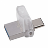 Pendrive kingston datatraveler microduo 3c - 64gb - conectores usb-a