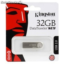 Pendrive Kingston Datatraveler SE9 32 GB 2.0