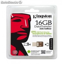Pendrive Kingston otg 16 GB 2.0