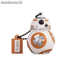 Pendrive - memoria usb 16GB tribe bb-8 usb