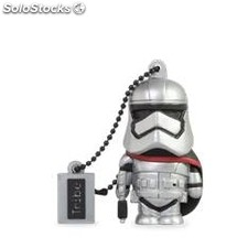Pendrive - memoria usb 16GB tribe captain phasma
