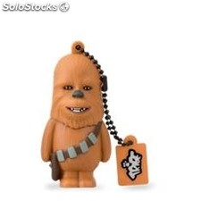 Pendrive - memoria usb 16GB tribe chewbacca usb