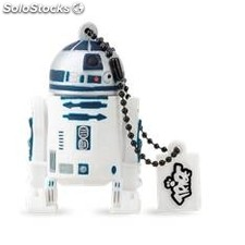 Pendrive - memoria usb 16GB tribe R2-D2 usb