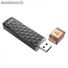 Pendrive sandisk connect wireless stick 128GB - hotspot wifi - transmite datos