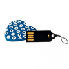 Pendrive tech one tech corazon o blue 16gb usb 2.0 - Foto 2