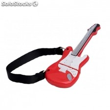 Pendrive tech one tech guitarra red one 16GB usb 2.0