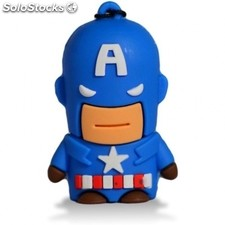 Pendrive tech one tech heroes super a 16GB usb 2.0