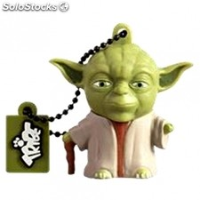 Pendrive tribe star wars yoda the wise 16GB usb 2.0
