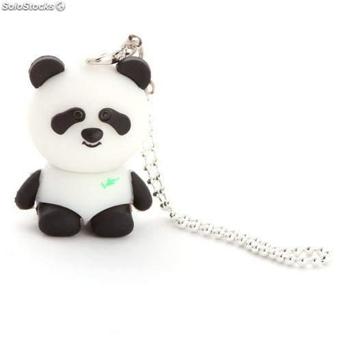 Pendrive USB2.0 16GB satycon oso panda m.0078