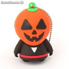 Pendrive USB2.0 8GB satycon calabaza m.1202