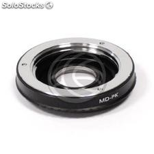Pentax mount adapter PK Minolta MD (JA96)