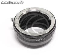 Pentax pk Mount Adapter for Nikon fx (JA32)