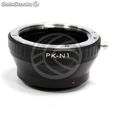 Pentax PK Mount Adapter for Nikon N1 (JA18)
