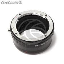Pentax PK mount adapter to Canon EOS-M (JA80)