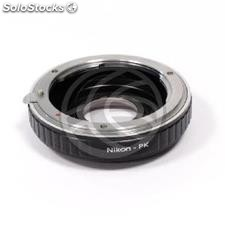 Pentax PK Mount Adapter to Nikon A1 (JA95)