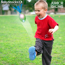 Peonza LED Futbolera Junior Knows