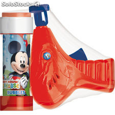 Pepetoys - Pistola pompas+tubo 60ml. mickey mouse (film pack)