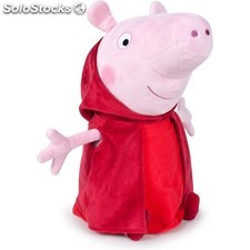Peppa pig caperucita roja 30CM - peppa pig ready for fun - play by play - peppa