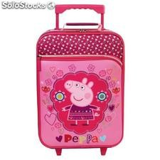 Peppa Pig chariot coulissant