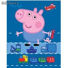 Peppa pig Coperta in Pile Plaid
