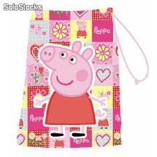 """Peppa Pig Lunch Bag Collage """""""""""