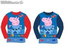 Peppa pig maglie maxi magliee george pig Maglie