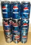 Pepsi 330ml and Coca cola330ml