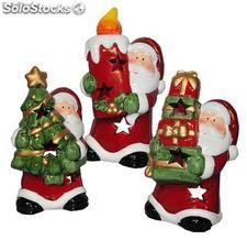 Peres noel decoratifs