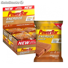 Performance Energize Wafer - Chocolate con cacahuete (12 x 40 gr)