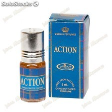 Perfume - action - Sin Alcohol - 3 ml