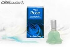 "Perfume ""Ángel Rose"" con aceite de rosa Damascena, 12 ml"