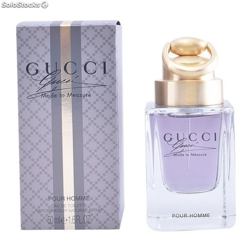 Perfume Hombre Made To Measure Pour Homme Gucci EDT (50 ml) 161d6c37f44