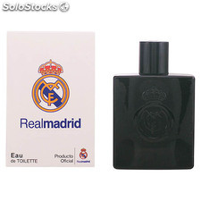 Perfume Hombre Real Madrid Black Sporting Brands EDT