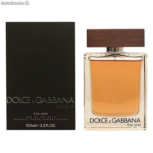 dolce gabbana perfume hombre the one