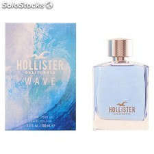 Perfume hombre wave for him hollister edt