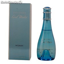 Perfume mujer cool water woman davidoff edt