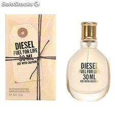 Perfume mujer fuel for life femme diesel edp