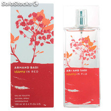 Perfume Mujer Happy In Red Armand Basi EDT
