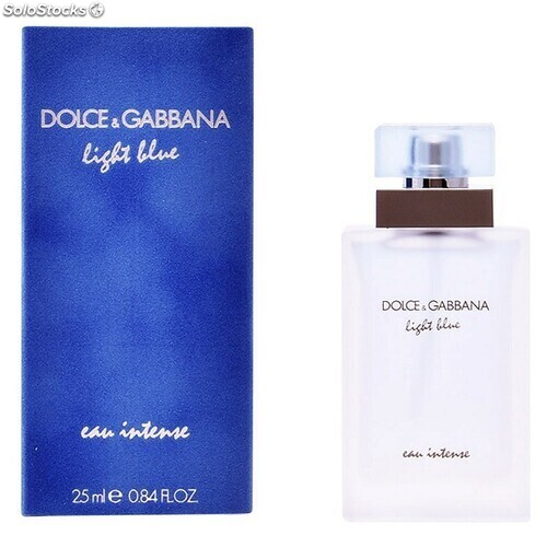 Perfume Mujer Light Blue Intense Dolce Amp Gabbana Edp