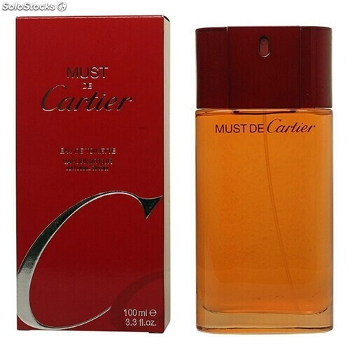 must cartier perfume mujer