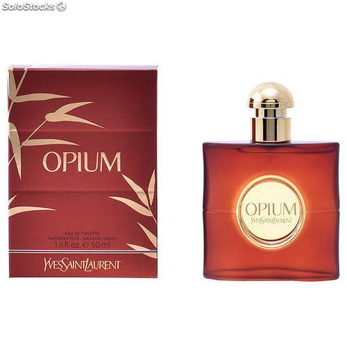 Mujer Yves Saint Laurent Limited 50 Perfume Editon Edt Opium A4qpp7up n0Nw8m